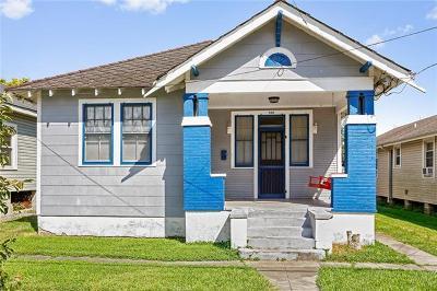 Gretna Single Family Home Pending Continue to Show: 516 Monroe Street