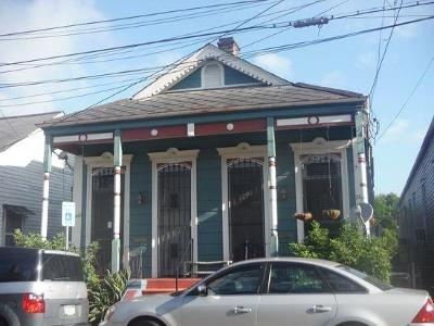 New Orleans Multi Family Home For Sale: 2409 Burgundy Street