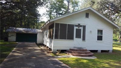 Slidell Single Family Home For Sale: 35539 Madison Street