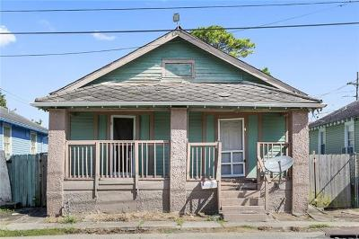New Orleans Single Family Home For Sale: 2625 N Miro Street