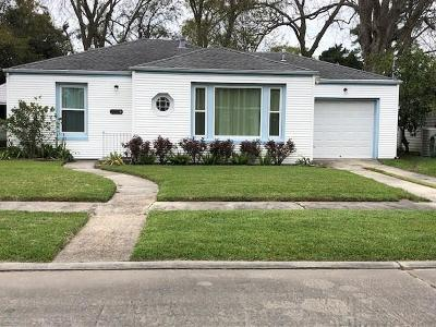 Metairie Single Family Home For Sale: 620 Homestead Avenue