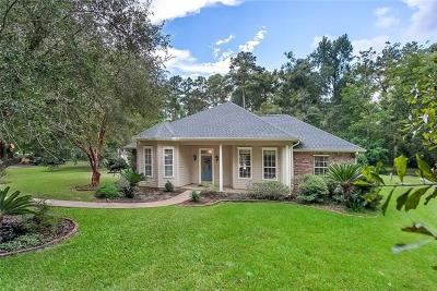 Madisonville Single Family Home Pending Continue to Show: 125 Dummyline Road