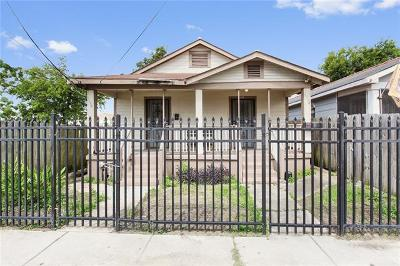 New Orleans Multi Family Home For Sale: 1113-15 S Dupre Street