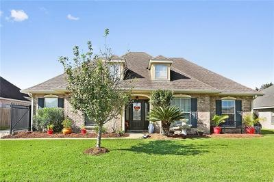 Montz Single Family Home For Sale: 110 Jenny Court