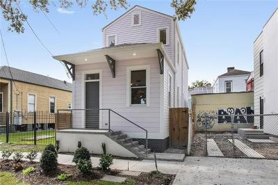 New Orleans Single Family Home For Sale: 1023 N Dorgenois Street