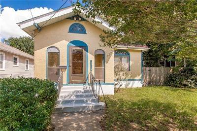 New Orleans Single Family Home For Sale: 4649 Demontluzin Street