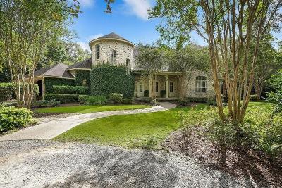 Covington Single Family Home For Sale: 20 Beechwood Gardens Lane
