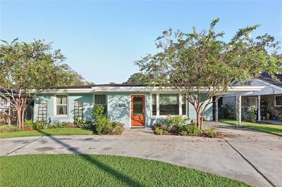 River Ridge, Harahan Single Family Home For Sale: 6755 Riverside Drive