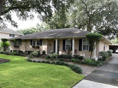 Single Family Home For Sale: 4908 Henican Place