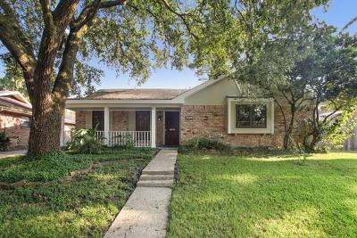 New Orleans Single Family Home For Sale: 5638 Albany Court