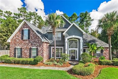 Mandeville Single Family Home Pending Continue to Show: 775 Sweet Bay Drive