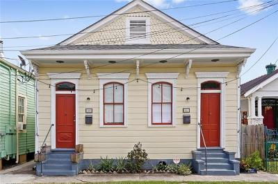 Multi Family Home For Sale: 820 N Dupre Street