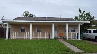 Single Family Home For Sale: 124 Elaine Drive