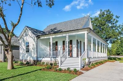 Arabi Single Family Home For Sale: 1824 Alexander Avenue