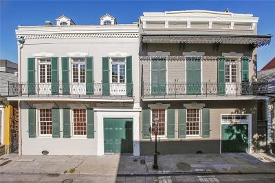 New Orleans Condo For Sale: 1225 Bourbon Street #D