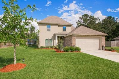 Madisonville Single Family Home For Sale: 348 Coconut Palm Drive