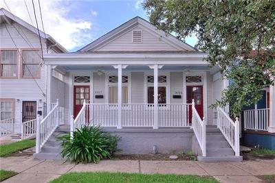 Multi Family Home Pending Continue to Show: 3025-27 Bienville Street
