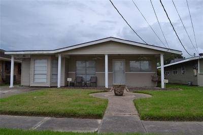 Marrero Single Family Home Pending Continue to Show: 5013 Page Street