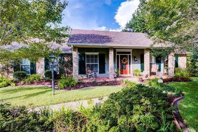 Slidell Single Family Home For Sale: 723 Edgelake Road