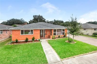 Metairie, Metarie, Metiairie, Metirie, Metrairie Single Family Home For Sale: 2925 Clifford Drive