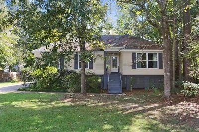 Single Family Home For Sale: 801 Canary Pine Court