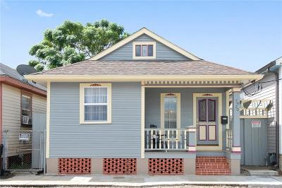 Single Family Home For Sale: 7920 Forshey Street