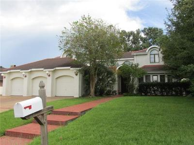 Single Family Home Pending Continue to Show: 2508 Cypress Lawn Drive