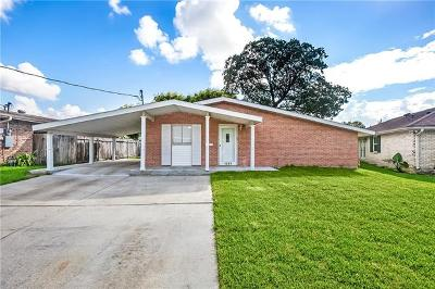 Metairie Single Family Home For Sale: 1205 Hymelia Avenue