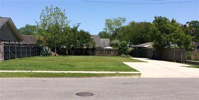 River Ridge, Harahan Residential Lots & Land For Sale: 10511 Salem Street