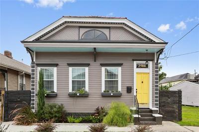 Single Family Home For Sale: 2504 St Ann Street