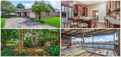 Slidell Single Family Home For Sale: 161 Moonraker Drive