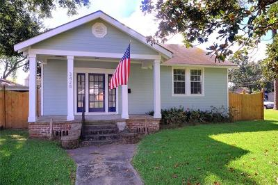 Metairie Single Family Home For Sale: 3428 W Metairie N Avenue