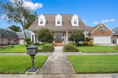 Kenner Single Family Home For Sale: 504 Carmenere Drive