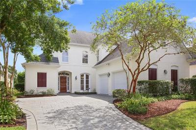 Single Family Home For Sale: 7 English Turn Court
