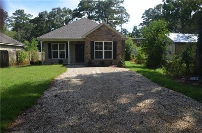 Madisonville Single Family Home Pending Continue to Show: 124 Davis Street