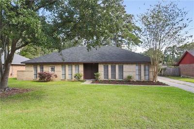 Mandeville Single Family Home For Sale: 413 Water Oak Lane