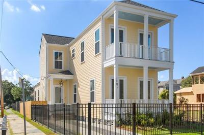Single Family Home For Sale: 1900 Amelia Street