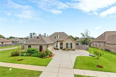 Madisonville Single Family Home Pending Continue to Show: 356 Cedar Creek Drive