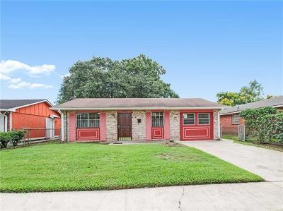 Single Family Home For Sale: 3530 Bacchus Drive