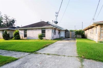 Single Family Home For Sale: 8404 Boone Street