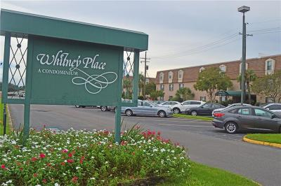 Metairie Multi Family Home For Sale: 2728 Whitney Place #324