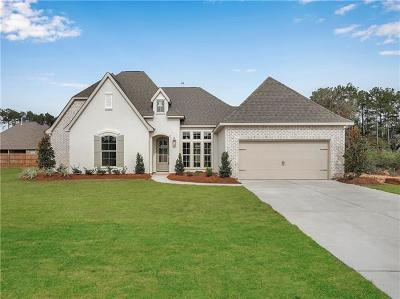 Madisonville Single Family Home For Sale: 524 Silver Oak Drive