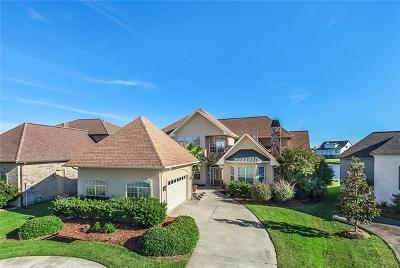 Slidell Single Family Home For Sale: 1633 Vela Cove