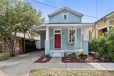 New Orleans Single Family Home For Sale