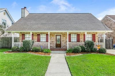 Kenner Single Family Home For Sale: 4308 Iowa Avenue