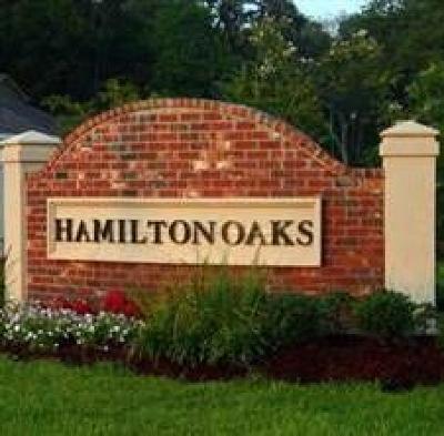 Gretna Single Family Home For Sale: Hamilton Oaks Subdivision