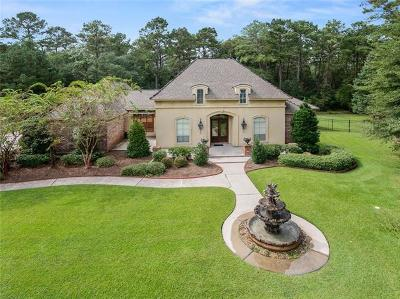 Madisonville Single Family Home Pending Continue to Show: 340 Wilderness Court