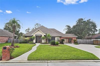 Slidell Single Family Home Pending Continue to Show: 581 Clayton Court