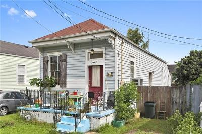 Jefferson Single Family Home For Sale: 423 Dakin Street