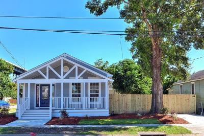 Single Family Home For Sale: 1800 Nunez Street